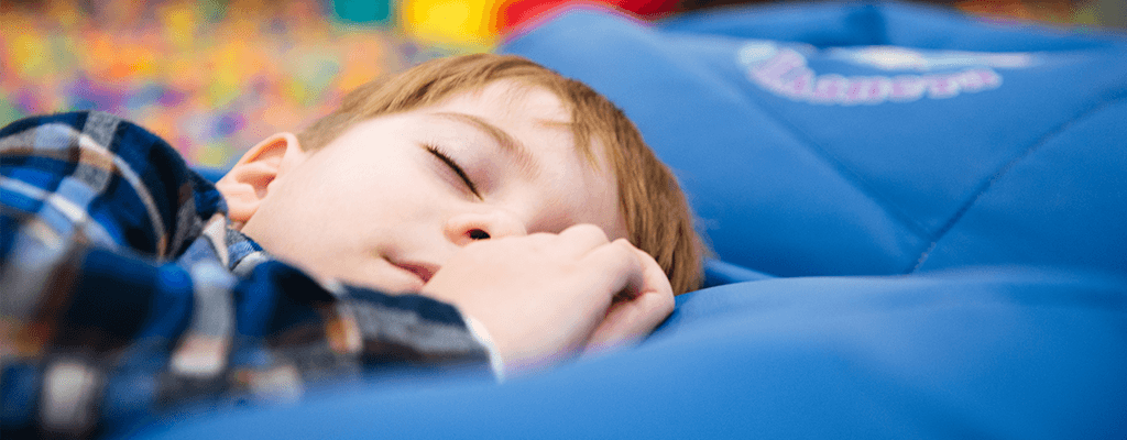 It is important for kids have ample time to rest to be ready for summer workshops.