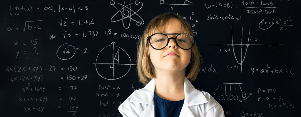 child genius learning through personalized learning program