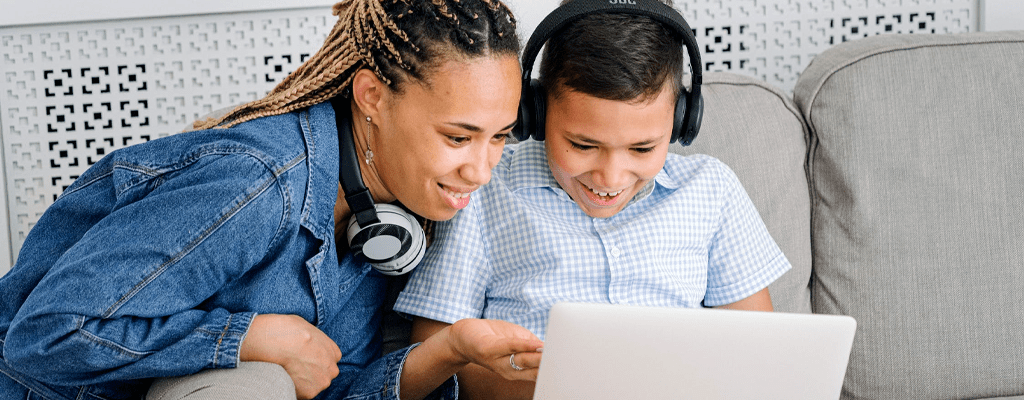 utilizing different media can greatly improve a child's homeschooling experience